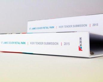 Presentations, Tenders & Bid Printing