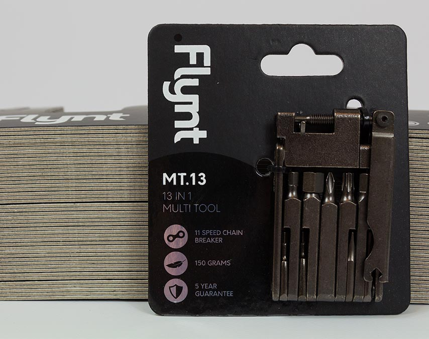 Flynt Multi Tool Header Card